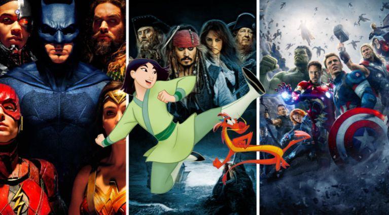 Disney Mulan 2020 comicbookcom
