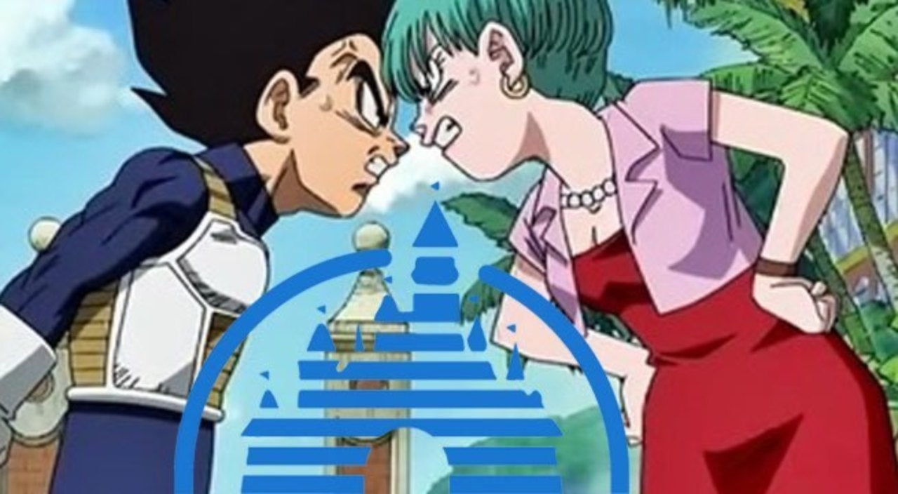 Dragon Ball Z' Just Got The Perfect Disney Crossover