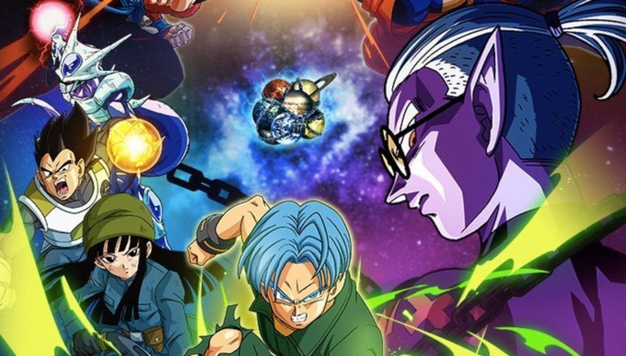 New Dragon Ball Anime Releases First Synopsis