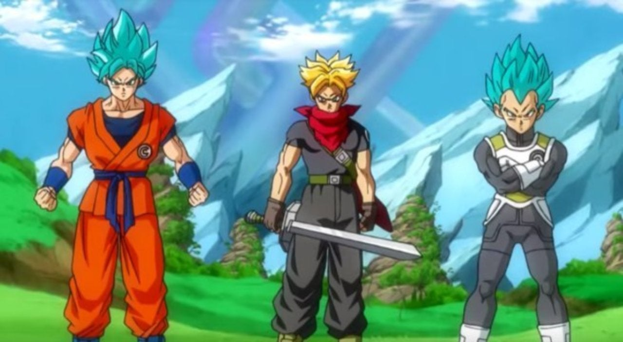 New Dragon Ball Anime Reveals Its Cast And Characters