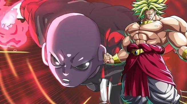 Dragon Ball Super Fan Art Broly Jiren Fusion by Greytonano DeviantART