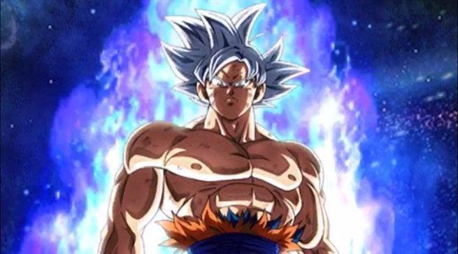 Dragon Ball Super Heroes Goku Ultra Instinct Promo Art