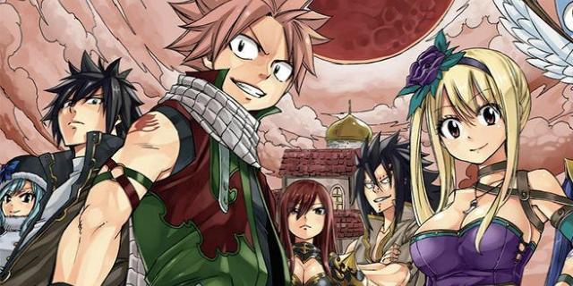 'Fairy Tail' Creator Reveals First Look At New Series
