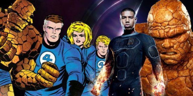 Fantastic Four Marvel comicbookcom