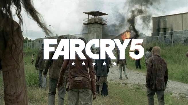 far cry 5 walking dead