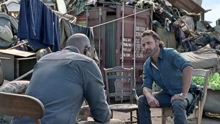 Fear The Walking Dead Rick Grimes