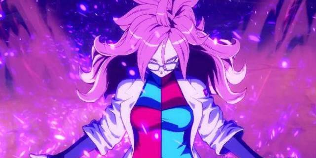 This Impressive Dragon Ball Cosplay Revisits Android 21
