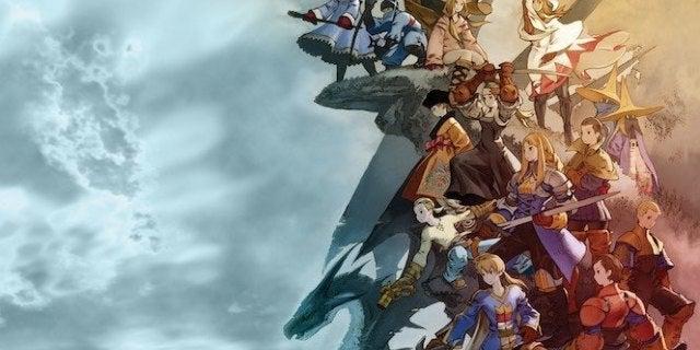 Final Fantasy Tactics Title