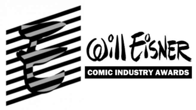 Fixing The Eisners - Cover Eisner Awards