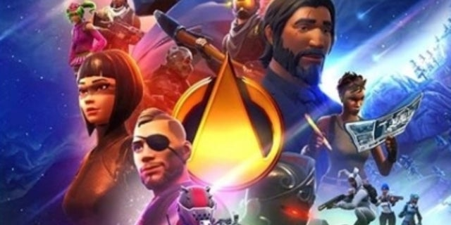 'fortnite' gets an 'infinity war' poster