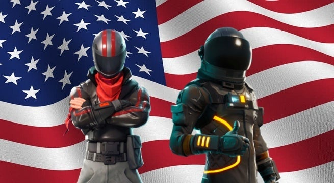 Fortnite Memorial Day Item Shop Update Live Includes New Emote