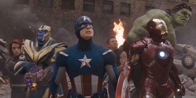 Fortnite Thanos Marvel