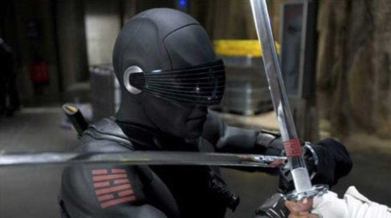 g i joe spinoff snake eyes potentially tapping divergent director