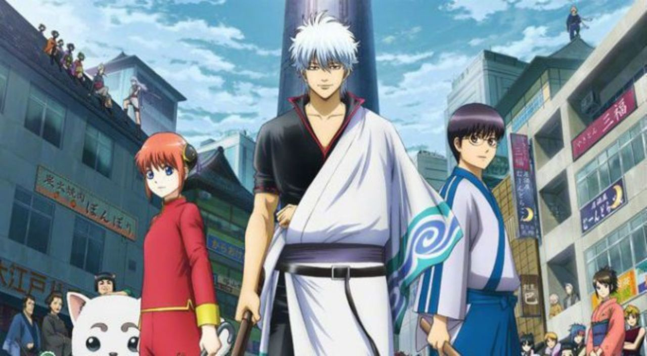 Gintama's Final Volume Releasing this Summer