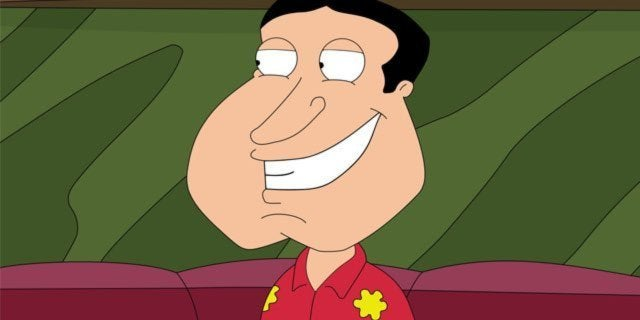 glenn quagmire family guy