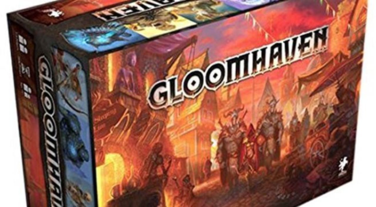 There's Dungeons & Dragons, and Then There's Gloomhaven