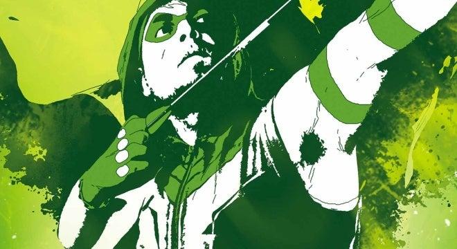 green arrow the outsiders war