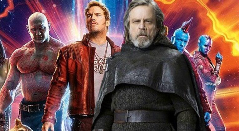 Guardians of the Galaxy Mark Hamill