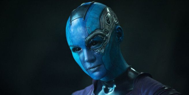 Heart of the MCU - Nebula