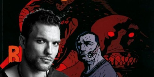 Hellboy Ed Skrein comicbookcom