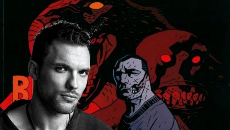 Hellboy Ed Skrein comicbookcom