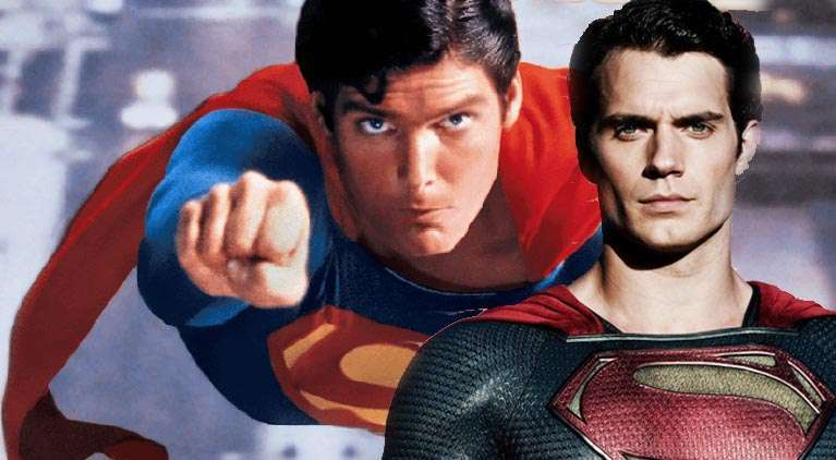 henry cavill christopher reeve superman