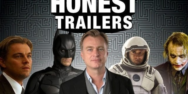 Honest Trailer Every Christopher Nolan Movie