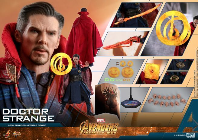 Hot Toys - AIW - Doctor Strange collectible figure_PR26
