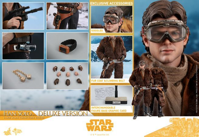 Hot Toys - SOLO_A Star Wars Story - Han Solo collectible figure (DELUXE)_PR17