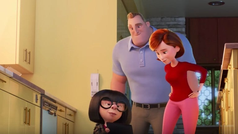 Incredibles 2 Edna Mode