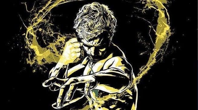 Iron Fist Season 2 Preview Finn Jones