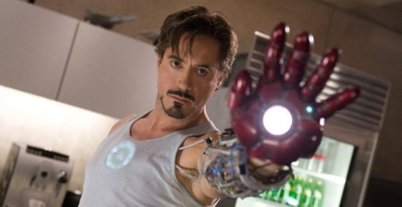 Robert Downey Jr Posts Throwback To Original Iron Man Press Tour