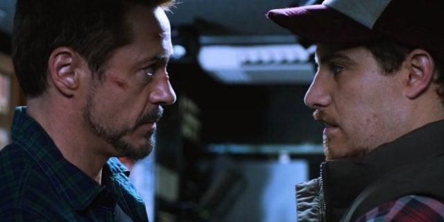 Iron Man 3 Tony Stark Gary