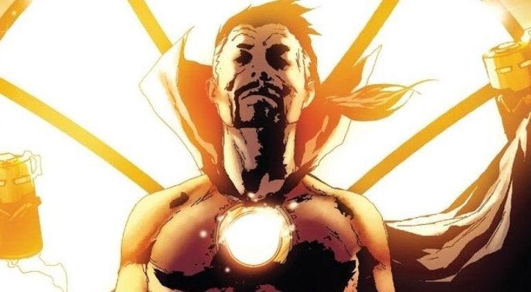 Iron Man Sorcerer Supreme