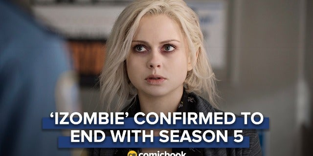 iZombie Confirmed to End with Season 5 screen capture