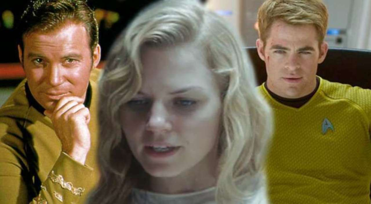 Star Trek: Jennifer Morrison on What Its Like to Be William Shatner and Chris Pine's Mother