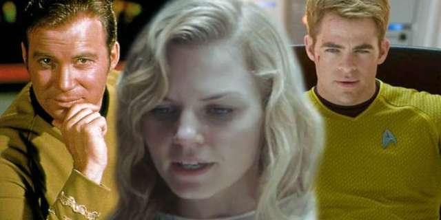 Jennifer Morrison Star Trek Kirk