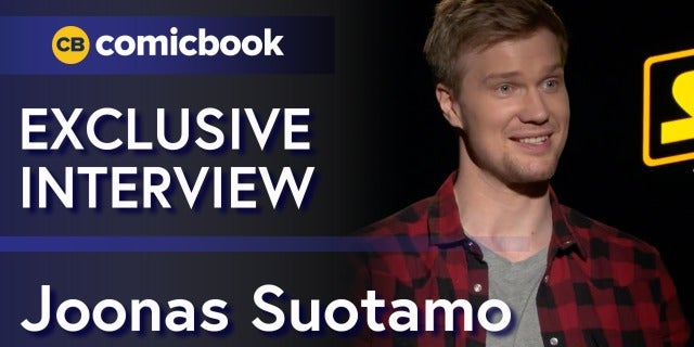 Joonas Suotamo Talks 'Solo: A Star Wars Story' screen capture