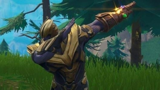 Fortnite Players Rally Justice For Thanos