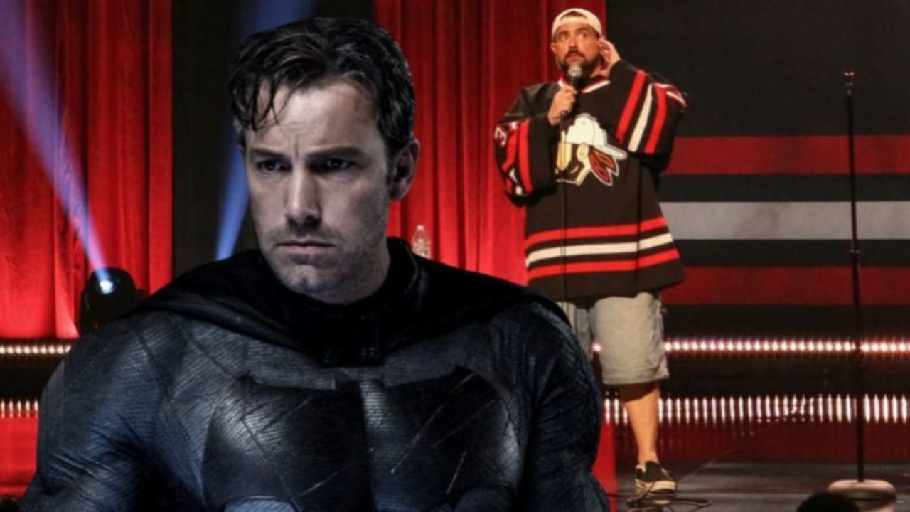 Kevin Smith Explains Why Ben Affleck Hasnt Spoken To Him In