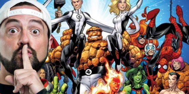 Kevin Smith Fantastic Four comicbookcom