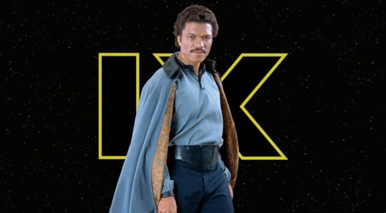 Lando Calrissian Star Wars Episode IX comicbookcom
