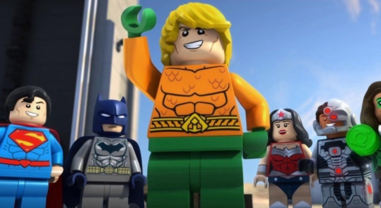 Lego Dc Comics Super Heroes Aquaman Rage Of Atlantis Trailer
