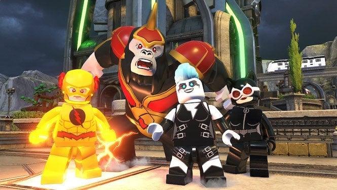 Lego DC Super Villains 2