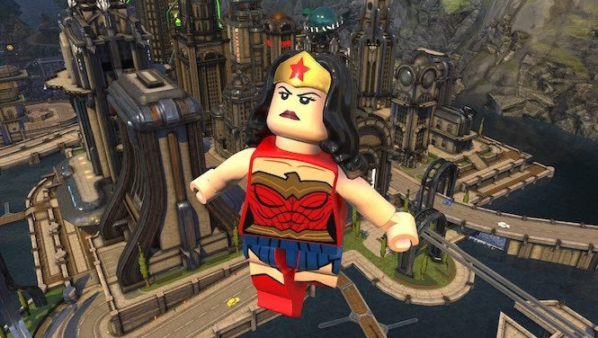Lego DC Super Villains 3