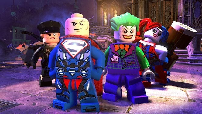 Lego DC Super Villains 5
