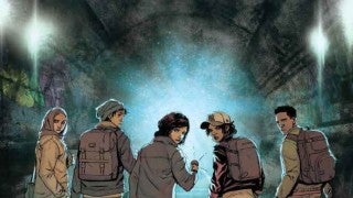 Lost City Explorers #1 Preview