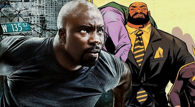 Luke Cage Season 2 Hero for Hire