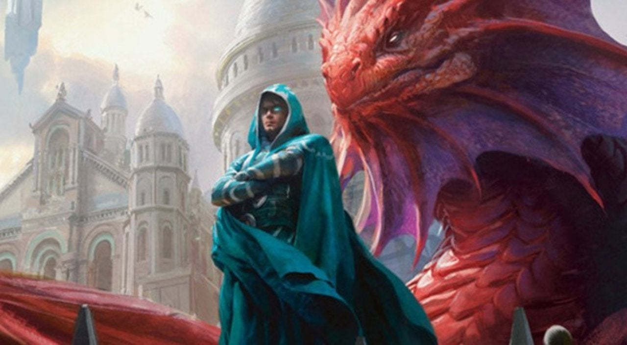 'Dungeons & Dragons' to Add Four New Playable Races in 'Magic: The Gathering' Crossover Book