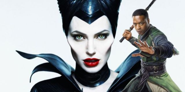 Maleficent 2 Chiwetel Ejiofor
